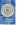 California Institute of Asian Studies -- Catalog 1977-1978 by CIIS