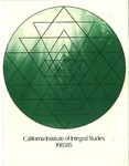 California Institute of Integral Studies -- Catalog 1983-1985 by CIIS