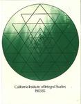 California Institute of Integral Studies -- Catalog 1983-1985