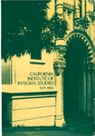 California Institute of Integral Studies -- Catalog 1992-1994