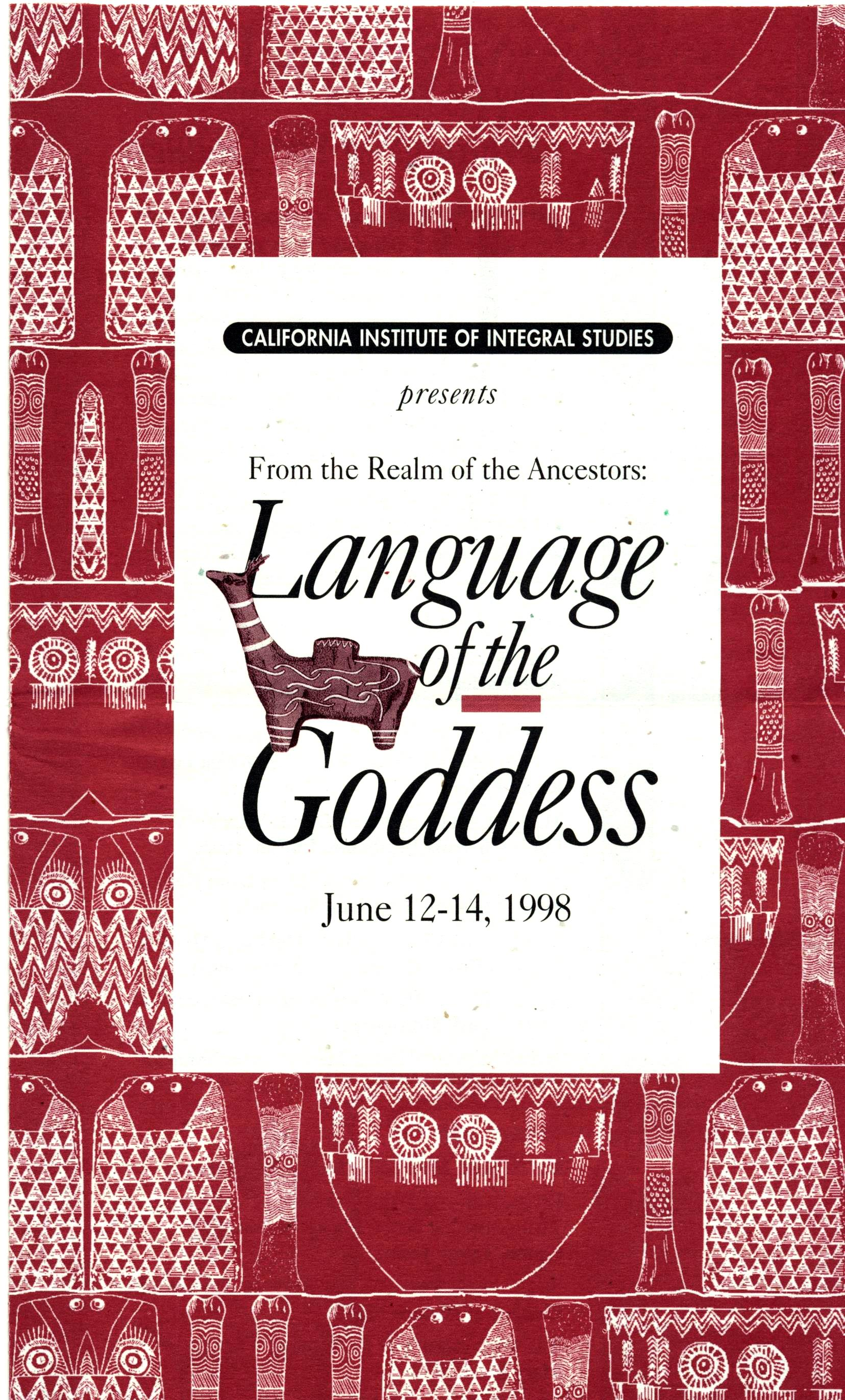 Language of the Goddess