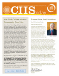 CIIS Today, Summer 2008 Issue