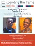 African Cetered Psychology by Adeeba Deterville and Eded Ndi
