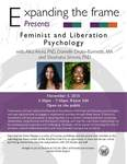 Feminist and Liberation Psychology
