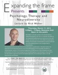 Psychology, Therapy and Neurodiversity by Nick Walker